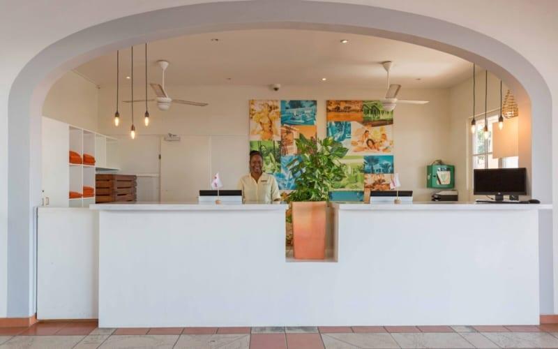 Livingstone Resort Reception